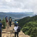 2018.6.24 三ツ峠山(キャンプ山行)