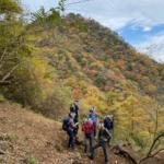 【登山報告】2020.11.08(日) 丹沢三峰山